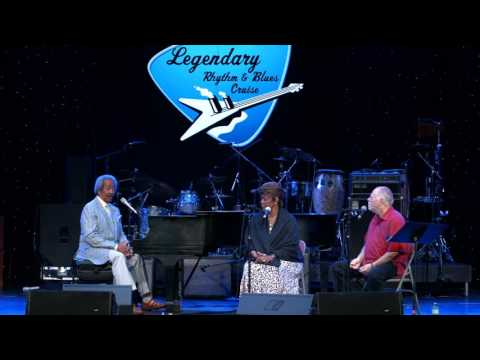 Allen Toussaint and Irma Thomas interview by Bill Wax (Preview)
