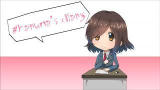 毎週水曜日、RCCラジオ「ラジプリズム」の中で放送されている【#haruna's diary】 高校2年生の女の子「はるなちゃん」が、身の回りの出来事を日記...