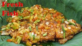 ABC Food cuisine :Cooking Fresh fish Recipe Delicious | Food Cuisine