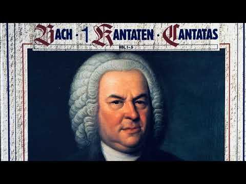 Bach - Kantaten / Cantatas / Cantates + Presentation (recording of the Century : Karl Richter)