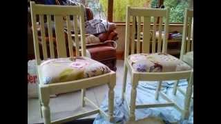 Hand Made Crafts And Upcycled Furniture.