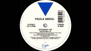 Straight Up (House Mix) - Paula Abdul