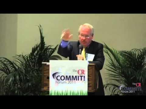 Keynote: Rush Kidder, President & Founder, Institute for Global Ethics