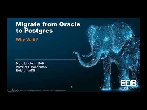 No Time to Waste Migrate from Oracle to Postgres in Minutes