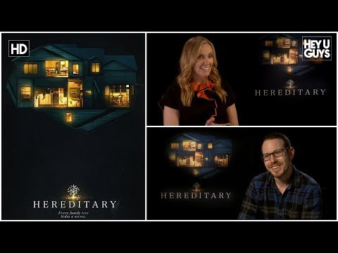Hereditary Exclusive: Toni Collette & Ari Aster on this year's scariest movie