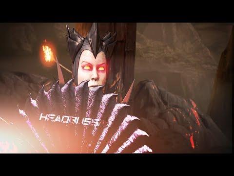 Mortal Kombat X: HeadBussa