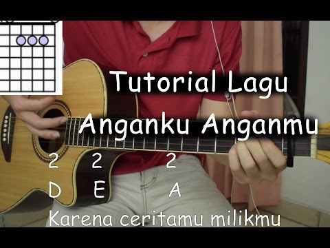 Belajar Gitar (Anganku Anganmu - Raisa & Isyana Sarasvati)