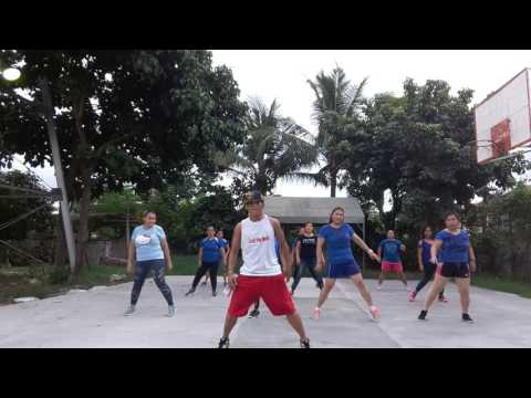 Trumpets zumba dance by Paul Nunez
