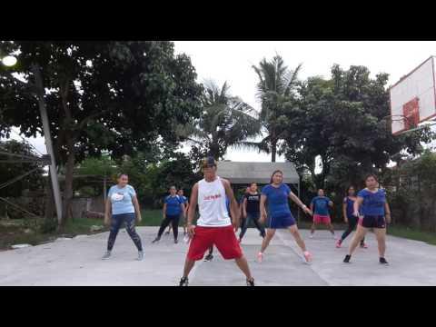 Trumpets zumba dance by Paul Nunez