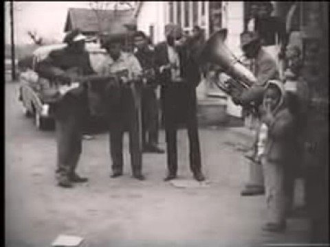 "Blind James Campbell String Band ""John Henry"""