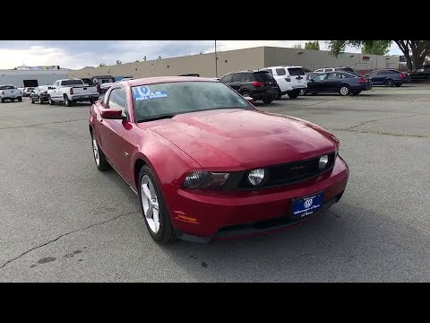 2010 Ford Mustang Reno, Carson City, Northern Nevada, Roseville, Sparks, NV A5129680TT