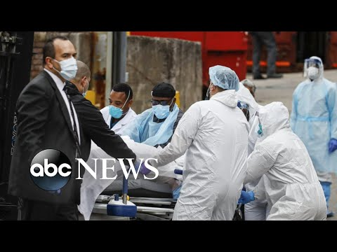 Doctors, nurses contracting coronavirus at alarming rate l ABC News