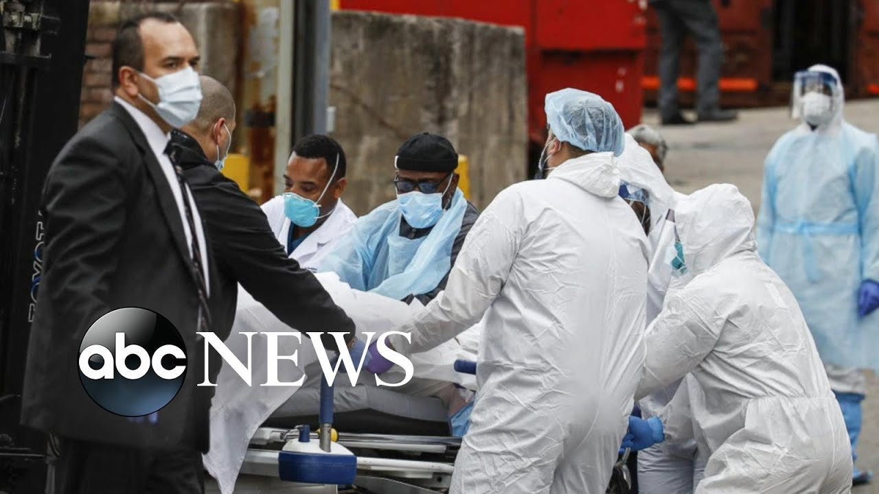 Doctors, nurses contracting coronavirus at alarming rate l ABC News