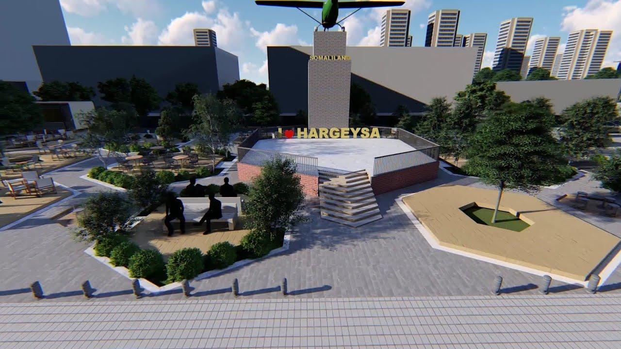Designka Khayriyada Hargeysa By ARAG Engineering