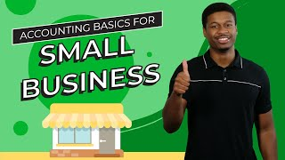 Download Accounting Basics for Small Business Owners [By a CPA]