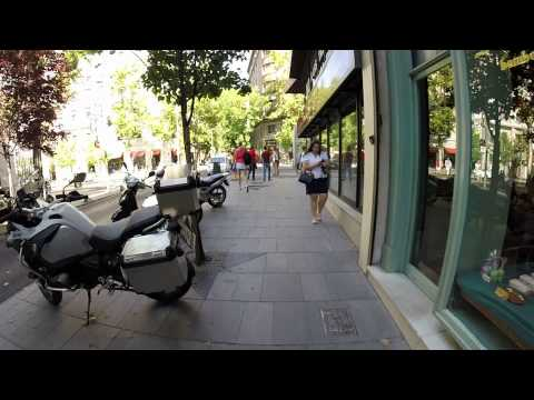 Madrid - Salamanca (The Most Expensive Barrio In Madrid)