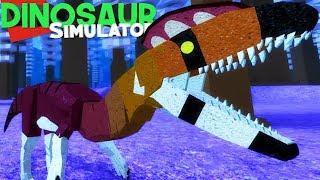 Dinosaur Simulator (Roblox) - NOVO Main Map, Remodel Dilophosaurus! - (#96) (PT-BR)