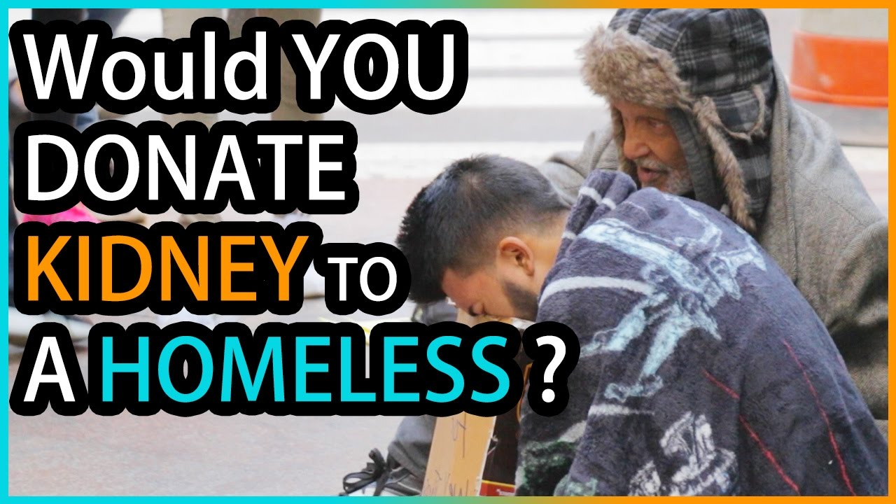 KINDEST HOMELESS Caught on Camera (Social Experiment)