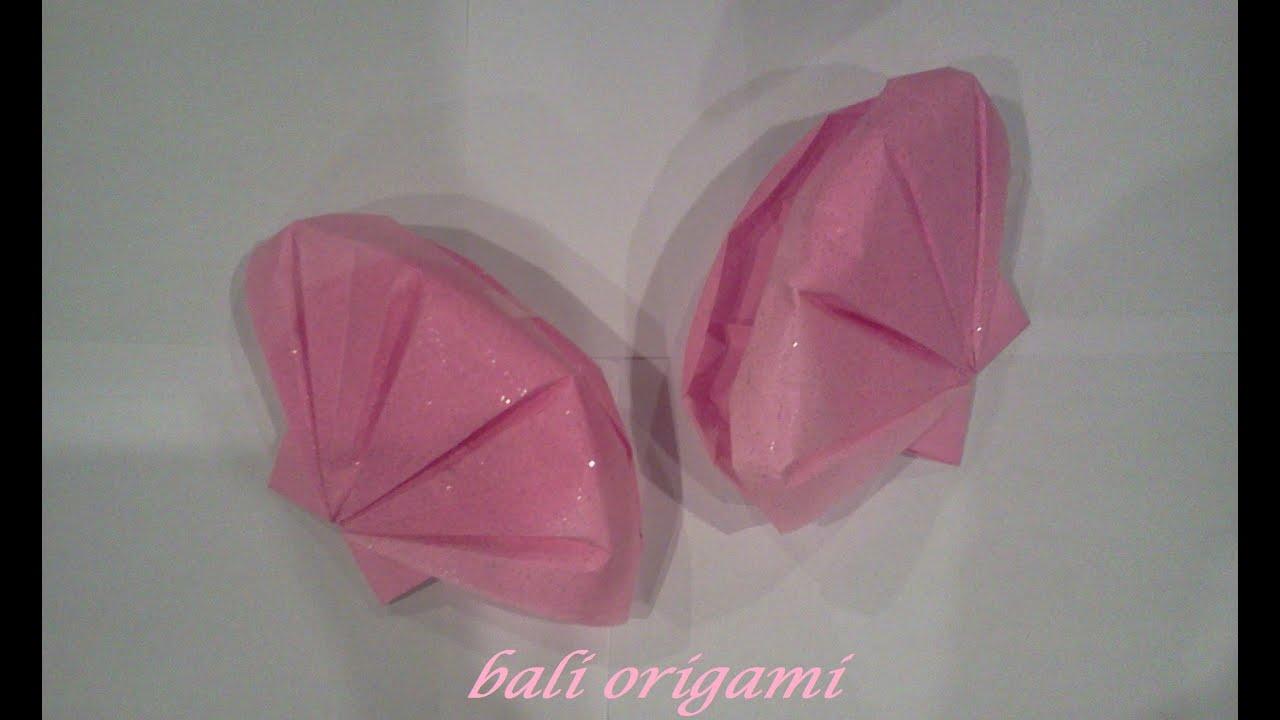 Origami Shell Hoang Tien Quyet