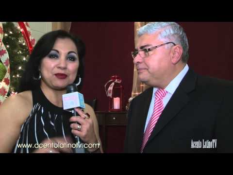 Entrevista al Pastor Dr.David Rodriguez - TBB El Redentor -  Especial de Navidad