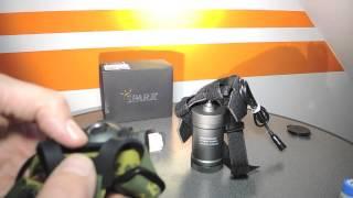 Spark SX5 Kopflampe für AA AAA 18650 26650