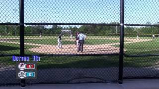 LHS Boys Baseball vs Central Catholic 2017