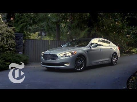 2015 Kia K900 | Driven: Car Review | The New York Times