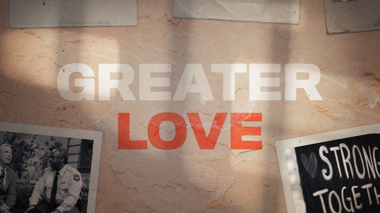 Greater Love - Week Five | Pastor Chris Morante