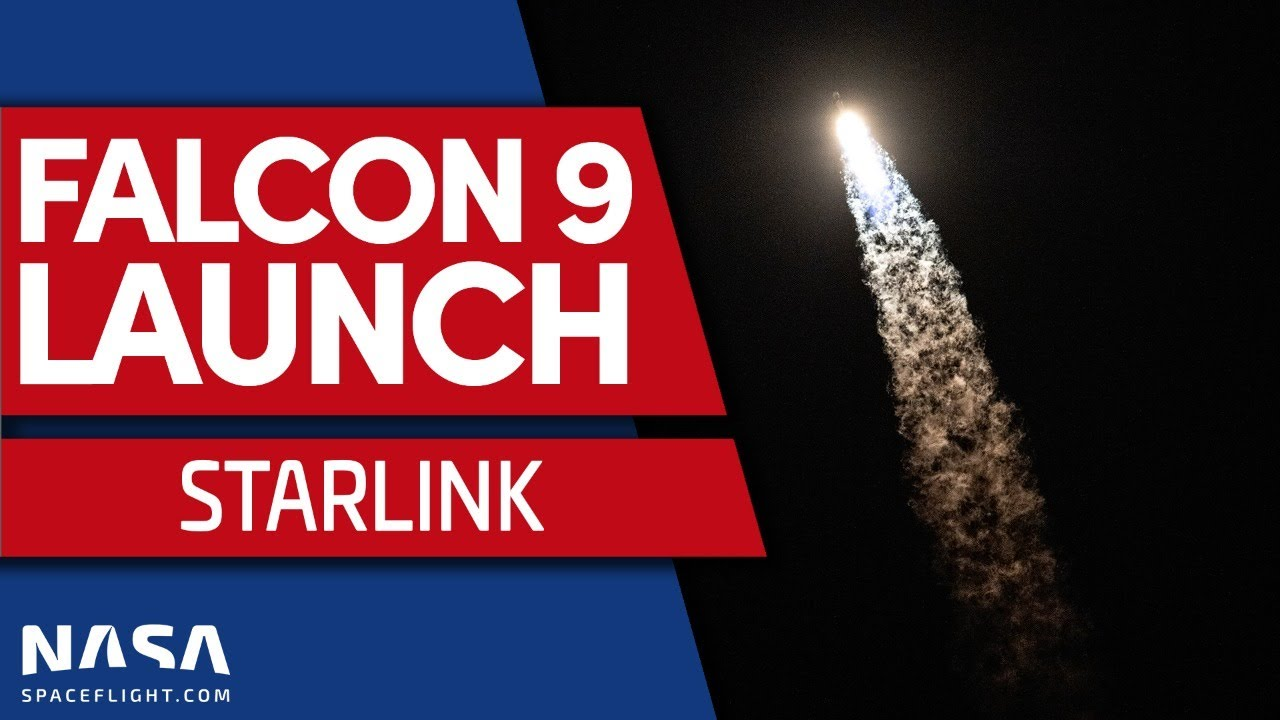 WATCH: SpaceX launches 60 more Starlink satellites