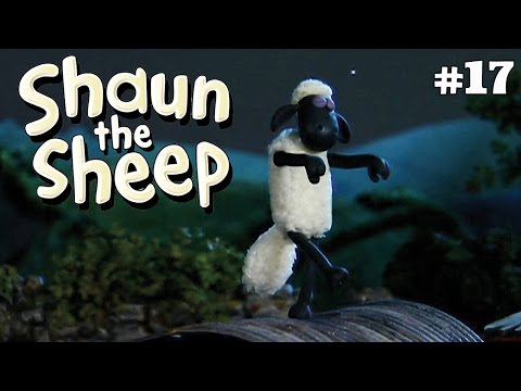 Shaun the Sheep - Teror Di Malam Hari [Things That Go Bump In The Night]