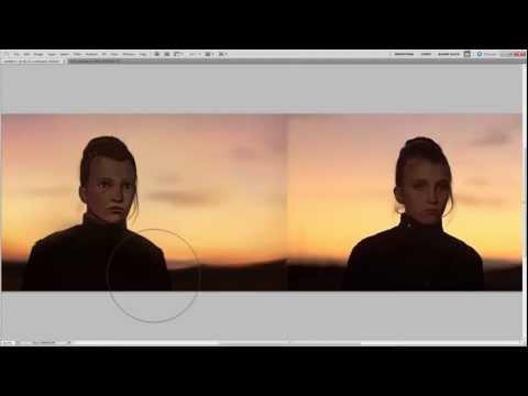 Screencap Studies Tutorial – Digital Painting Practice