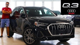 2020 Audi Q3 Technik Quattro | Everything You Need To Know About The New Audi Q3
