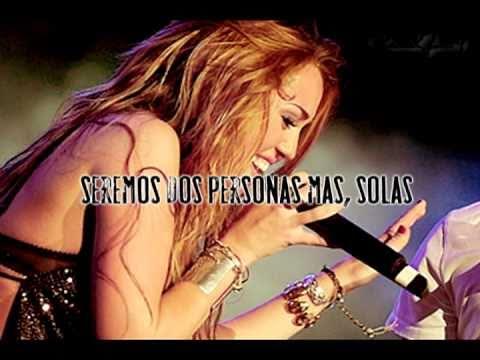 Two More Lonely People-Miley Cyrus (traducida Al Español)