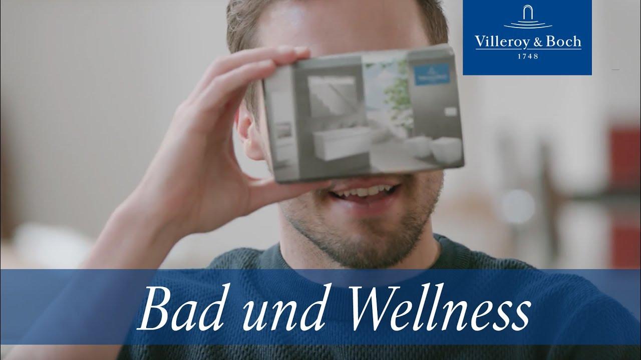 Villeroy & Boch VR Cardboard - Erleben Sie Ihr Traumbad in ...