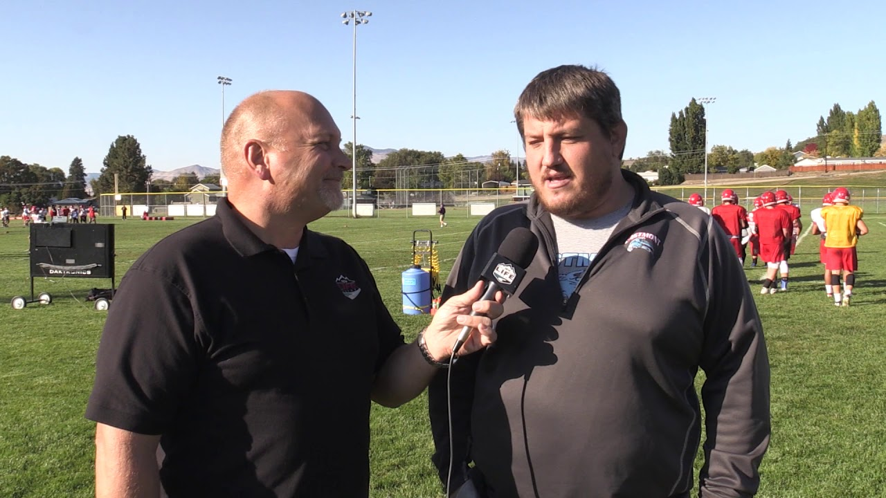 Eastmont Coach Michael Don on Homecoming 2019-10-10