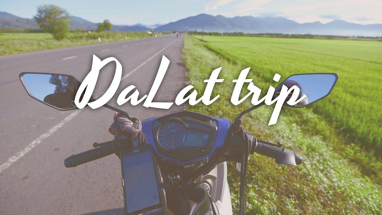 Phượt Đà Lạt - Dalat trip - đèo Tà Pứa - Exciter 150 - Part 1