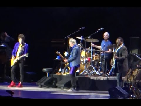 Moonlight Mile live, Rolling Stones, San Diego, 2015-05-24