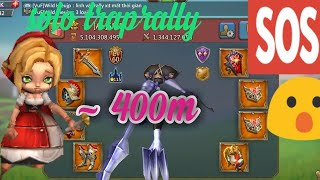 Những pha solo 400m cực chất |Lords mobile