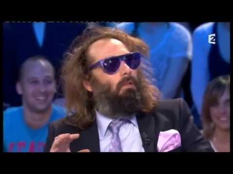 Sébastien Tellier - On n'est pas couché 5 mai 2012 #ONPC