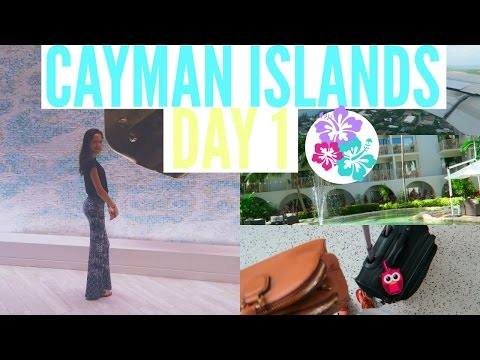Cayman Islands Day 1 !! Vacation Vlogs 2015