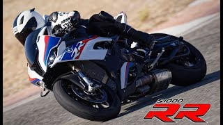 2019 BMW S 1000 RR – lighter, faster and easier to control
