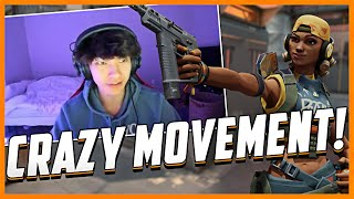 SEN Sinatraa | OUTPĻAYING RADIANTS WITH CRAZY RAZE MOVEMENT!