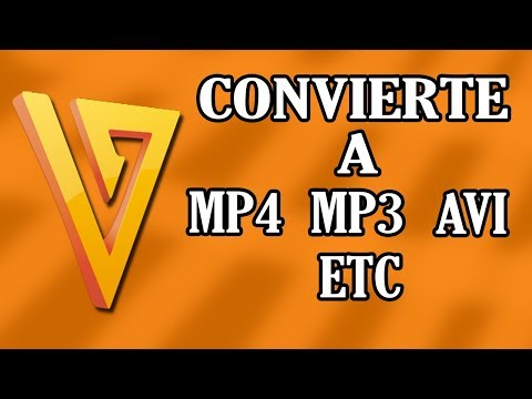 ▷CONVIERTE VIDEOS A Formato  MP4, AVI (FULL HD) MPEG Y MP3👌