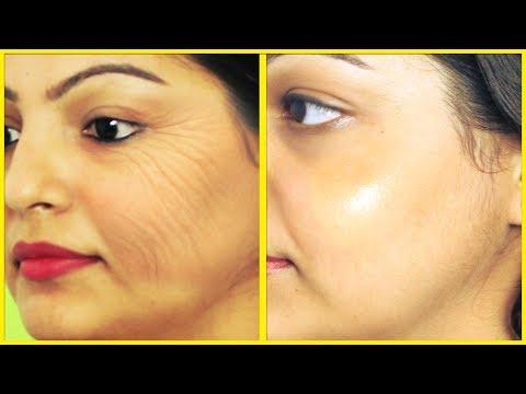 चेहरे की झुर्रियों को हटाने के घरेलु उपाय | Best Home Remedies for Wrinkles