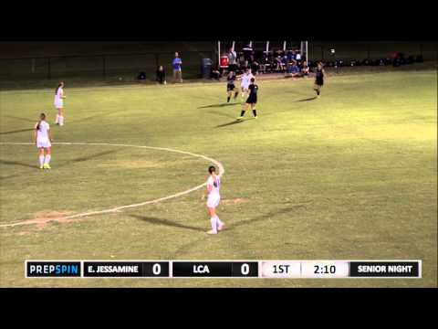 East Jessamine at Lexington Christian Academy - Girls HS Soccer