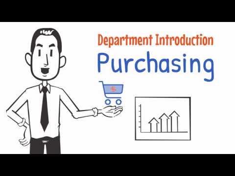 Purchasing Department at Meyer Distributing