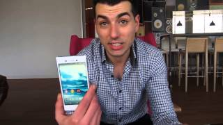 Sony Xperia M4 Aqua - Demo | Mobile World Congress 2015