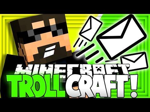 Minecraft: TROLL CRAFT |  RETURN MAIL TO SENDER [34]