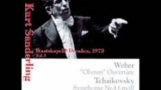 チャイコフスキー 交響曲第4番ヘ短調 第1楽章 クルト・ザンデルリンク...