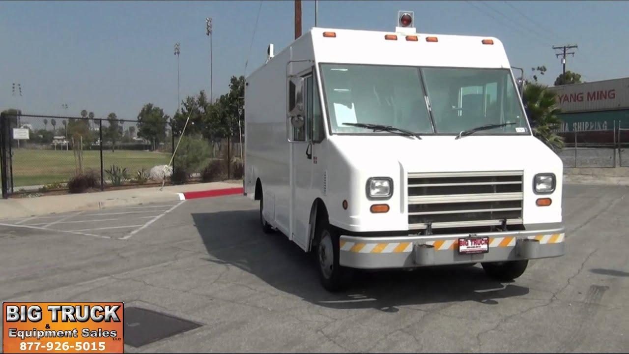 2004 Freightliner MT45 Diesel 14' Step Van